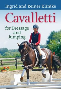 Each horse, no matter the riding discipline, benefits from working with cavalletti. Dressage and eventing rider extraordinaire Ingrid Klimke explains how training with ground poles and cavalletti is one of her secrets of success. Riding Hats, Riding Helmets, Riding Gear, Trail Riding, Riding Horses, Types Of Horses, Equestrian Outfits, Equestrian Style, Equestrian Fashion