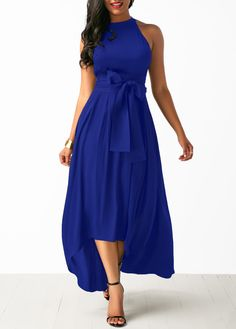 db9b838a2a 189 Best Style images | Casual gowns, Hot dress, Blue dresses