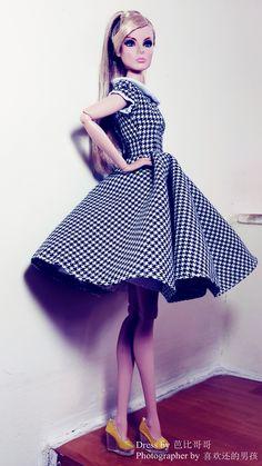 #fashionroyalty #integritytoys #barbie