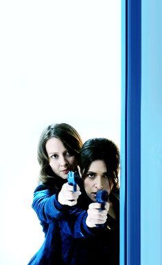 So good at this together:  Shaw and Root