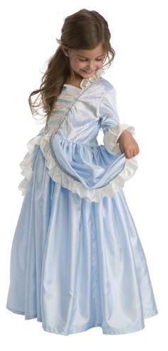 Blue Parisian Princess Dress ExtraLarge ** Be sure to check out this awesome product.