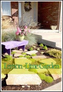 Lemon-Lime Garden Space I LOVE!!