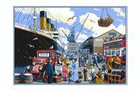 Titanic Maiden Voyage design.