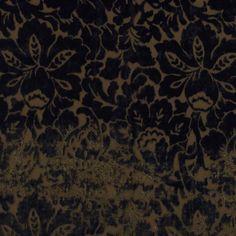 rondine - cocoa fabric | Desigenrs Guild