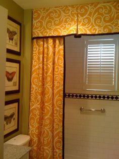 cortina de lienzo cosas lindas pinterest