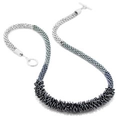 Spike and Fade Necklace | Fusion Beads Inspiration Gallery