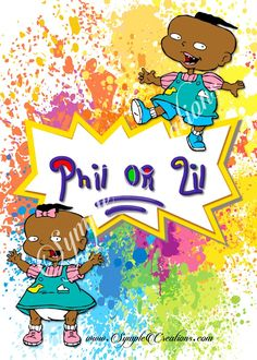 Phil and Lil Gender Reveal Invitation Rugrats Gender Reveal Gender Reveal Themes, Baby Gender Reveal Party, Gender Reveal Invitations, Baby Shower Themes, Baby Shower Decorations, Shower Ideas, Bob Marley, Magic Birthday, Unisex Baby Shower