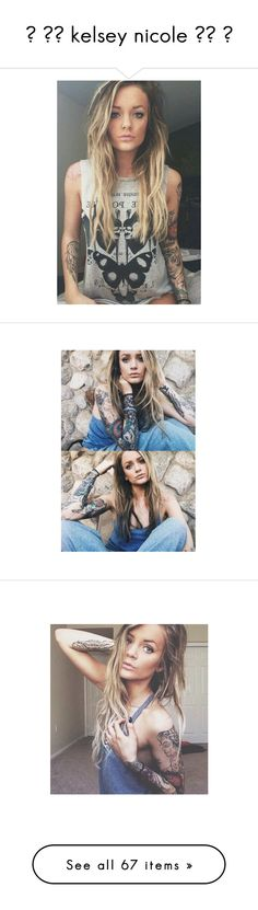 """☼ ▬▬ kelsey nicole ▬▬ ☼"" by itm-clippxr ❤ liked on Polyvore featuring kelsey nicole and accessories"