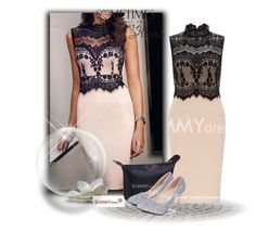 """Sammydress 23"" by selmaaaa-1 ❤ liked on Polyvore featuring sammydress"