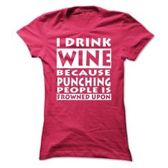 Cool t shirts It's a WINE Thing