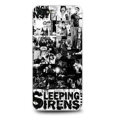 Sleeping with Sirens Collage iPhone 5[S] Case