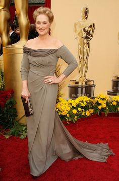 Meryl Streep Was the Only Star to Wear This Designer on Golden Globes Night