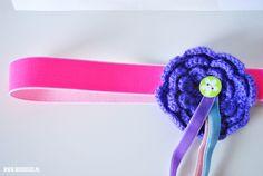 Van een simpel elastiek zelf een hippie haarband maken   Moodkids