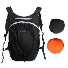 Ultra Lightweight Daypack, Sunba Youth 20L Hiking Daypacks, Packable Travel Backpack, Camping Outdoor Backpacks *** Awesome product. Click the image : Backpack