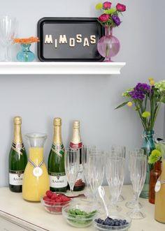 Black and Gold Bridal Brunch Schwarz und Gold Bridal Brunch - Decor Fix Brunch Bar, Brunch Decor, Wine Parties, Grad Parties, Birthday Parties, Waffle Bar, Bridal Shower, Wedding Showers, Baby Shower