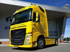Volvo FH 500 pk x-Low 4x2            Opstal Transport
