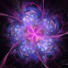 Fractal Energy Mandala | Quantum Fractal Energy Mandala