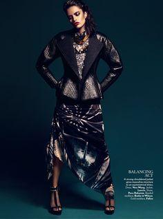 Corinna B's World: High Gloss ~ Vogue India