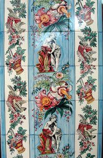 atelier de azulejaria e artesanato // hand painted tiles