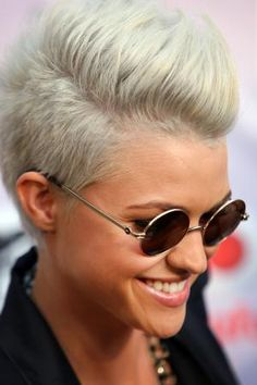 Celebrities in Short, Edgy Hairstyles: Ruby Rose: Super Cool Short Hair