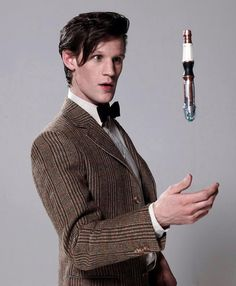 The 11th Doctor (Matt Smith) - 2010 to 2013.