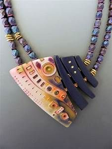 234 best Polymer Clay Jewelry - Necklaces images on ...