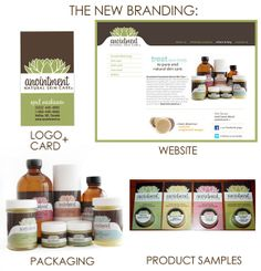 anointment natural skin care, small business rebranding, rebranding ... Spa Packages, Good Skin, Natural Skin Care, Herbalism, Beauty Hacks, Treats, Pure Products, Apothecary, Packaging