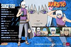 Suigetsu- my second favorite Naruto character