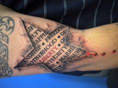 4 3D Tattoo