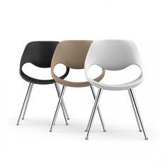 Brunner A-Chair | s e d u t e | Pinterest | Product design, Black ...