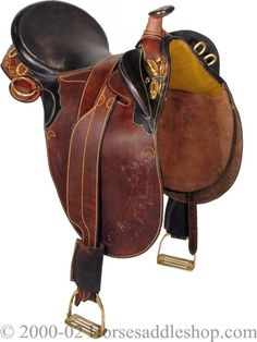 Stockman Bush Rider Australian Saddle