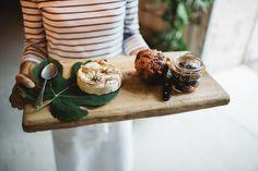 Stripes for waiters and fig leaf presentation!