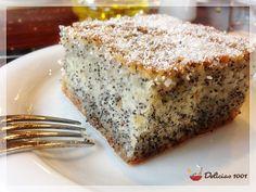 Delícia de bolo, experimentei pela primeira vez em minha última viagem,para aTurquia, num restaurante próximo a antiga cidade de Éfeso. Estava bastante úmido, macio e saboroso. Perguntei ao garço…