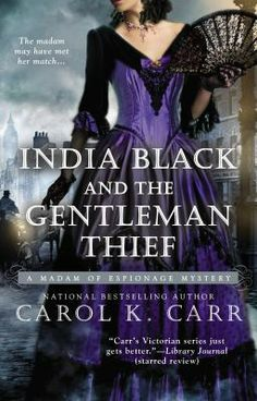India Black's double life operating a high-class brothel and running high-stakes espionage for Her Majesty's government can take its toll. But there's no rest for the weary-particularly when an international conspiracy comes knocking; India Black is one of Victorian London's most respected madams-not a bloody postmistress. So when Colonel Francis Mayhew forwards a seemingly innocuous shipping bill to her address, she's puzzled.