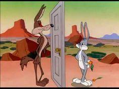 Operation: Rabbit (1952) - Bugs Bunny