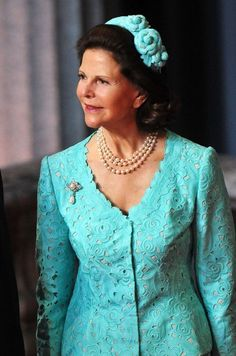 Queen Silvia, May 30, 2010