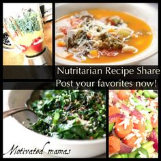 Recipe Share - Find best Nutritarian Recipes / Vegan Recipes.  Yum