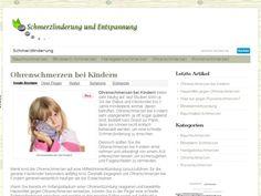 Schmerzlinderung: Ohrenschmerzen bei Kindern