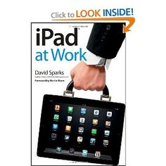 Great ideas and advice on using your iPad as a business tool!  More and more iPad users discover every day that the versatile, portable iPad has countless business uses. From small businesses to high-profile corporations, companies are integrating iPads into their systems and workplaces at a phenomenal rate.    Written by the acclaimed co-host of the Mac Power Users podcast, iPad at Work explores the best practices and software recommendations for incorporating the iPad for work. $18.25