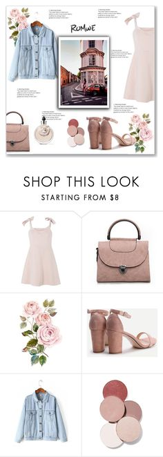 """""""romwe 3"""" by emina-la ❤ liked on Polyvore featuring Keepsake the Label, LunatiCK Cosmetic Labs and Valentino"""