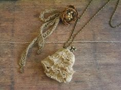 Beautiful Coin Purse Necklace - love it