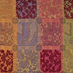 Patchwork Tapestry Overlay BBJ