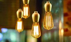 Lâmpada com filamento de carbono ganha destaque em projetos de iluminação - Jornal O Globo