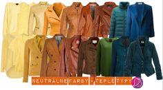 #Farbbberatung #Stilberatung #Farbenreich mit www.farben-reich.com Neutrals for warm autumn
