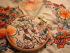 fantastic embroidery!