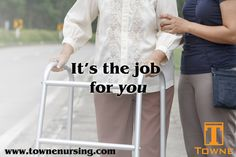 Towne Nursing provides certified health care professionals (CNA, LPN, RN) for long-term care facilities. Cna Jobs, Long Term Care, Apply Online, Job Opening, Health Care, Health