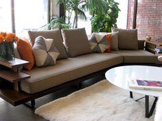 Gazel Sectional Sofa – Diseño Boston