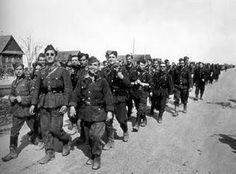 La marcha a pie de la División Azul - 13/09/1941.