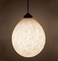 Pure white handmade lamp lamp shade by FiligreeCreations on Etsy, $50.00