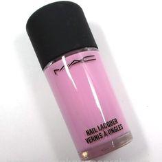 Authentic MAC Nail Polish Pinkly Fresh Brand new in box  Authentic MAC Nail Polish Pinkly Fresh. ❌ No trades ❌ MAC Cosmetics Makeup